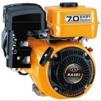 Motor vízszintes tengelyű Kasei EX21 211 cm3, 5,1kw, 20mm x 60 mm